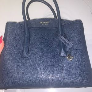 Navy Blue Kate Spade purse